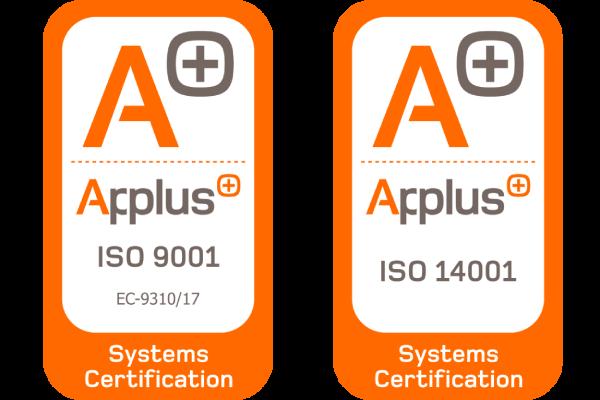 QNV ISO 9001 ISO 14001